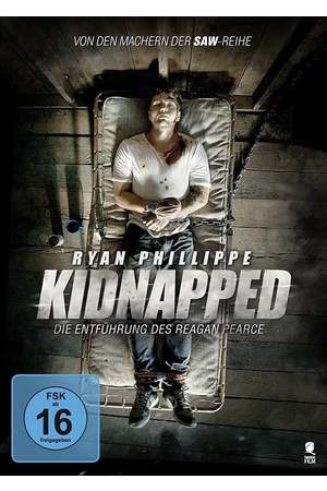 Poster: Kidnapped - Die Entführung des Reagan Pearce