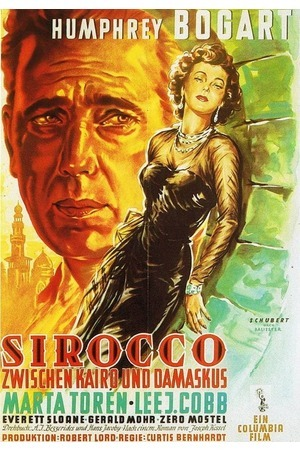 Poster: Sirocco – Zwischen Kairo und Damaskus