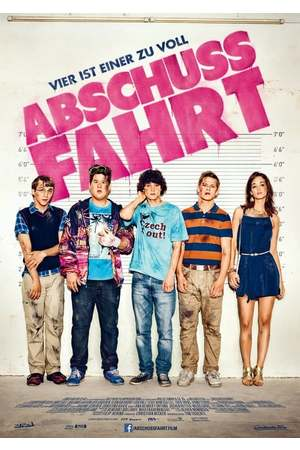 Poster: Abschussfahrt