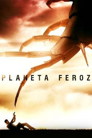 Poster: Planet der Monster