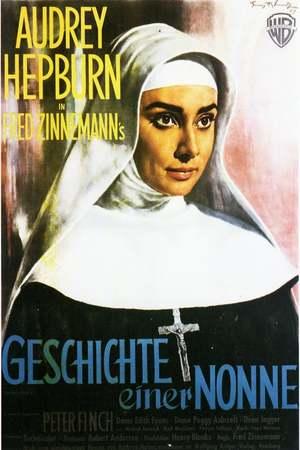 Poster: Geschichte einer Nonne