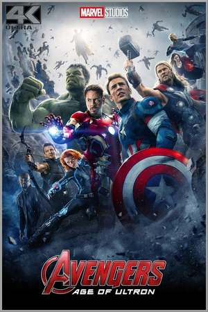 Poster: Avengers: Age of Ultron