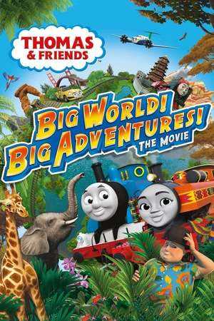 Poster: Thomas & seine Freunde - Große Welt! Große Abenteuer!