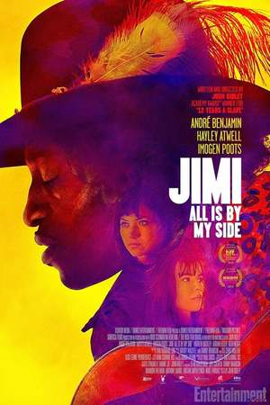 Poster: Jimi: All Is by My Side