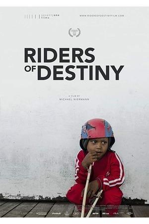 Poster: Riders of Destiny