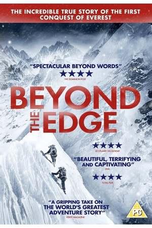 Poster: Beyond the Edge - Sir Edmund Hillarys Aufstieg zum Gipfel des Everest