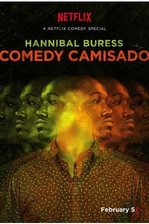 Poster: Hannibal Buress: Comedy Camisado