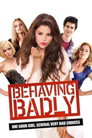 Poster: Behaving Badly - Brav sein war gestern