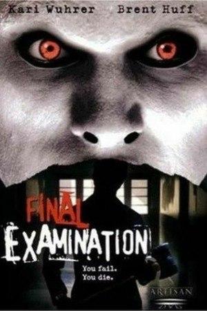 Poster: Final Examination