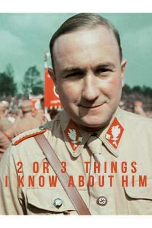 Poster: 2 oder 3 Dinge, die ich von ihm weiß