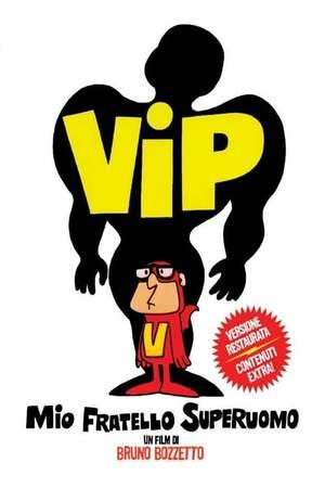 Poster: Vip - Mein Bruder, der Supermann