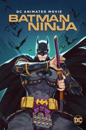 Poster: Batman Ninja