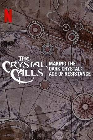 """Poster: Der Kristall ruft - Das Making-of zu """"Der dunkle Kristall: Ära des Widerstands"""""""