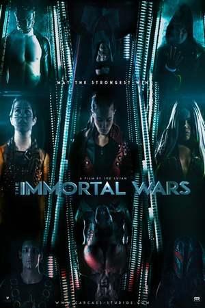 Poster: Immortal Wars - Nur der Stärkste überlebt
