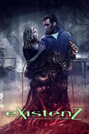 Poster: eXistenZ