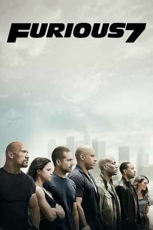 Poster: Fast & Furious 7