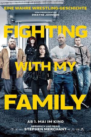 Poster: Fighting with My Family