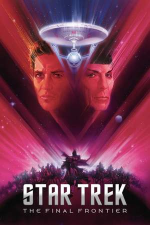 Poster: Star Trek V - Am Rande des Universums