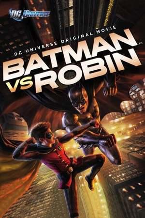 Poster: Batman vs. Robin