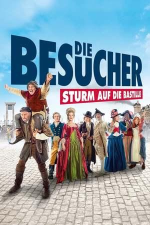 Poster: Die Besucher - Sturm auf die Bastille