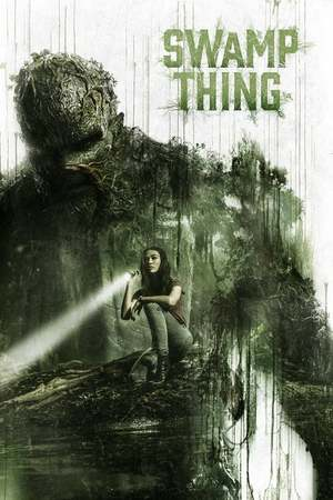 Poster: Swamp Thing