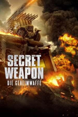 Poster: Secret Weapon – Die Geheimwaffe