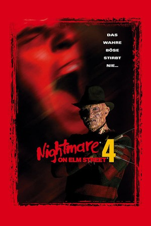 Poster: Nightmare on Elm Street 4