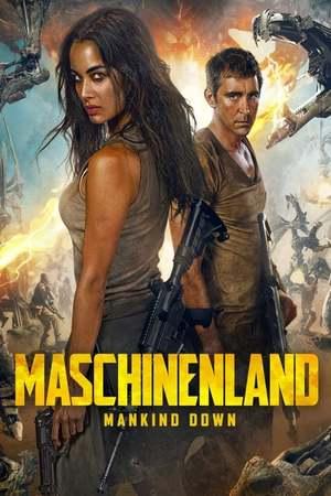 Poster: Maschinenland - Mankind Down