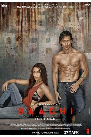 Poster: Baaghi – Der Rebell