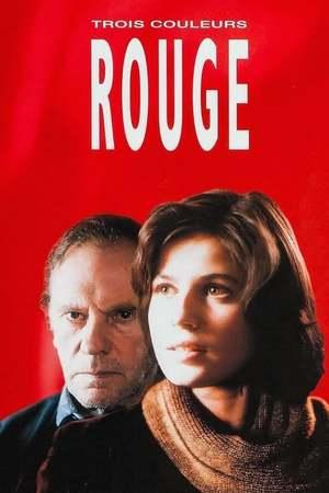 Poster: Drei Farben: Rot