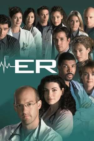 Poster: Emergency Room - Die Notaufnahme