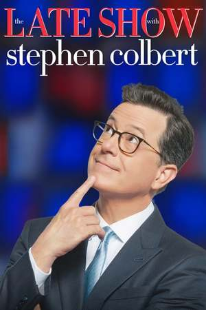 Poster: The Late Show with Stephen Colbert