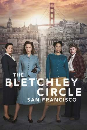 Poster: The Bletchley Circle: San Francisco