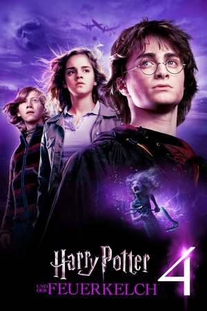 Poster: Harry Potter und der Feuerkelch