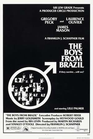 Poster: The Boys from Brazil