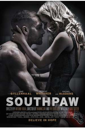 Poster: Southpaw