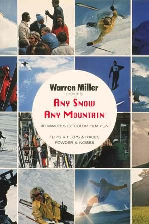Poster: Any Snow, Any Mountain