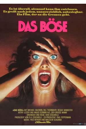 Poster: Das Böse