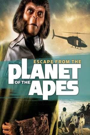 Poster: Flucht vom Planet der Affen
