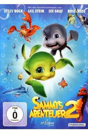 Poster: Sammys Abenteuer 2