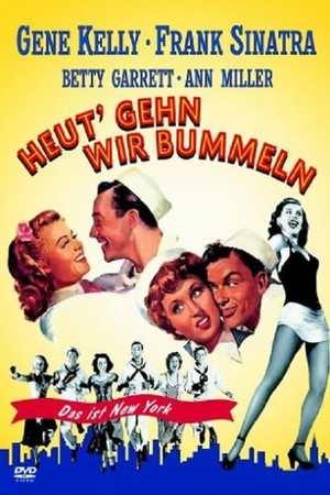 Poster: Heut' gehn wir bummeln