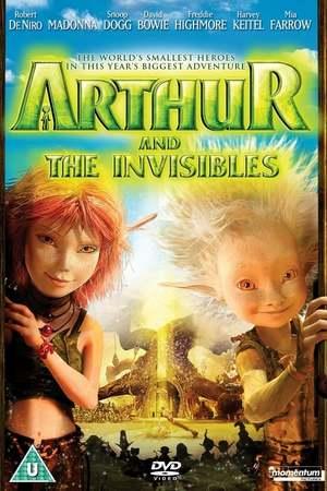 Poster: Arthur und die Minimoys