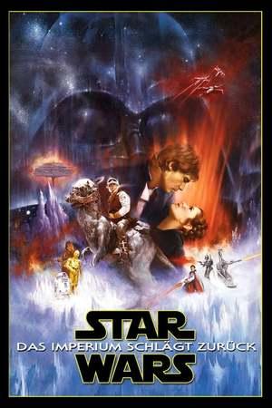Poster: Das Imperium schlägt zurück