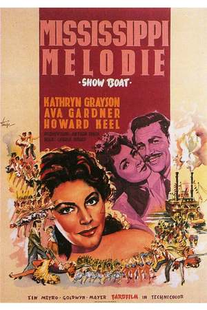 Poster: Mississippi-Melodie
