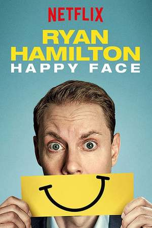 Poster: Ryan Hamilton: Happy Face