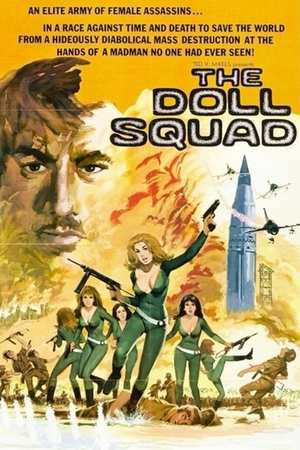 Poster: The Doll Squad