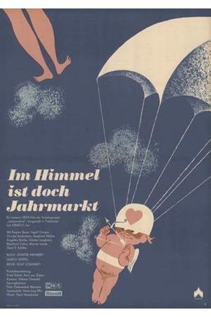Poster: Im Himmel ist doch Jahrmarkt