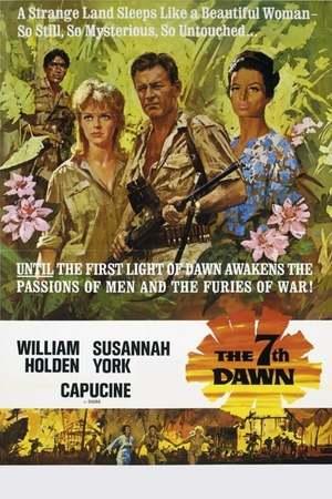 Poster: Beim siebten Morgengrauen