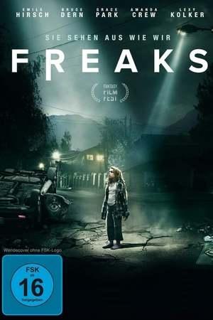 Poster: Freaks - Sie sehen aus wie wir