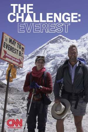 Poster: The Challenge: Everest